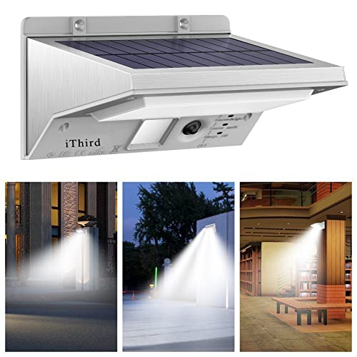 Motion Sensor Ithird Led Solar Ed