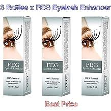 0593af77740 3 X FEG Eyelash enhancer!!! 3 pieces of most powerful eyelash growth Serum