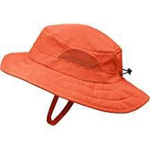 a4e43a16ca5c1 Connectyle Kids UPF 50+ Bucket Sun Hat UV Sun Protection Hats Summer Play  Hat