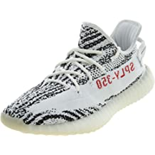 2a6bc2e8c69dd adidas Yeezy Boost 350 V2 Mens Style  CP9654-Wht Blk Red Size